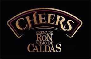 CHEERS CREMA DE RON VIEJO DE CALDAS