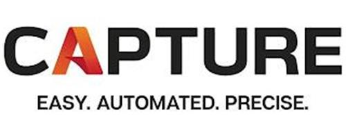 CAPTURE EASY. AUTOMATED. PRECISE.