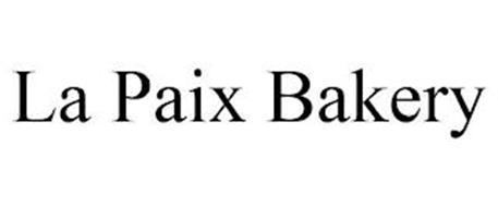 LA PAIX BAKERY
