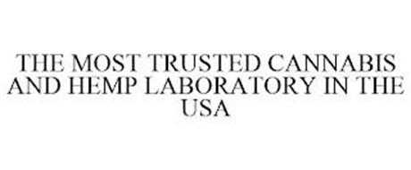 THE MOST TRUSTED CANNABIS AND HEMP LABORATORY IN THE USA