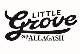 LITTLE GROVE BY ALLAGASH