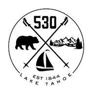 530 EST 1844 LAKE TAHOE