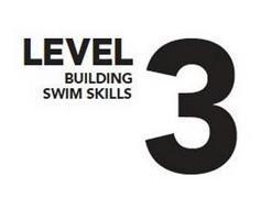 LEVEL 3 BUILDING SWIM SKILLS
