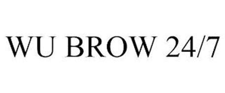 WU BROW 24/7