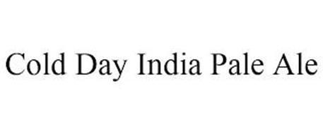 COLD DAY INDIA PALE ALE