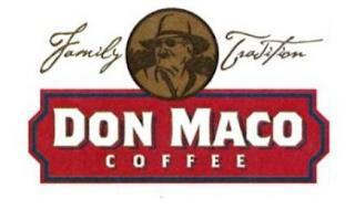 DON MACO COFFEE FAMILY TRADITION