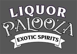 LIQUOR PALOOZA EXOTIC SPIRITS