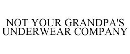 NOT YOUR GRANDPA'S UNDERWEAR COMPANY