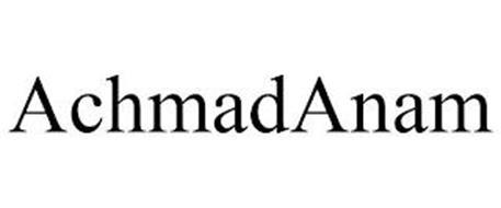 ACHMADANAM