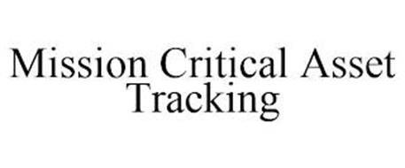 MISSION CRITICAL ASSET TRACKING