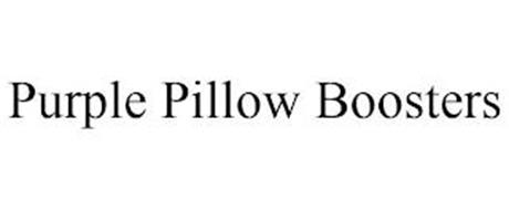 PURPLE PILLOW BOOSTERS