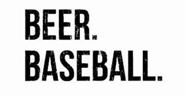 BEER. BASEBALL.
