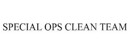 SPECIAL OPS CLEAN TEAM