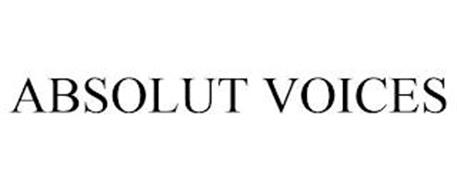 ABSOLUT VOICES