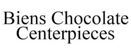 BIENS CHOCOLATE CENTERPIECES