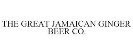 THE GREAT JAMAICAN GINGER BEER CO.