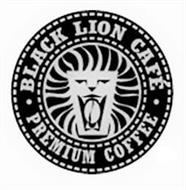 BLACK LION CAFE PREMIUM COFFEE