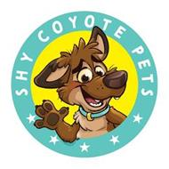 SHY COYOTE PETS