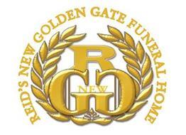 REID'S NEW GOLDEN GATE FUNERAL HOME R NEW GG