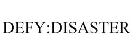 DEFY:DISASTER