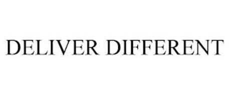 DELIVER DIFFERENT