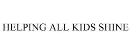 HELPING ALL KIDS SHINE
