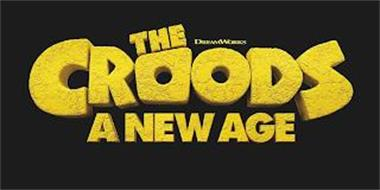 DREAMWORKS THE CROODS A NEW AGE