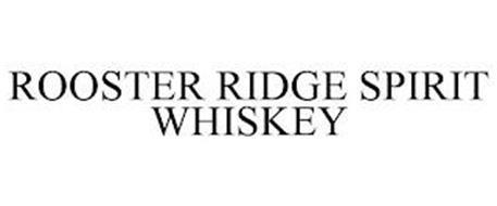ROOSTER RIDGE SPIRIT WHISKEY