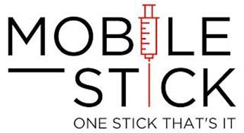 MOBILE STICK ONE STICK THAT'S IT
