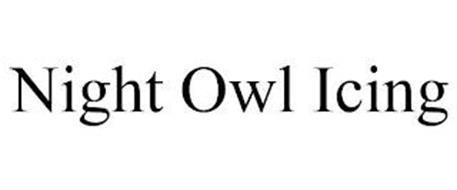 NIGHT OWL ICING
