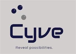 CYVE REVEAL POSSIBILITIES