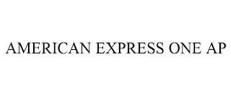 AMERICAN EXPRESS ONE AP