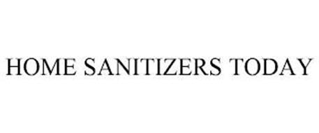 HOME SANITIZERS TODAY