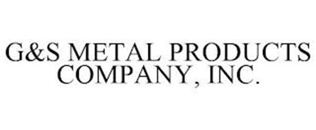 G&S METAL PRODUCTS COMPANY, INC.
