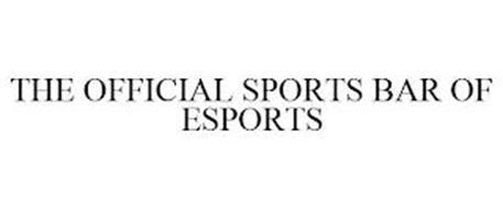 THE OFFICIAL SPORTS BAR OF ESPORTS
