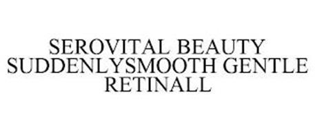 SEROVITAL BEAUTY SUDDENLYSMOOTH GENTLE RETINALL