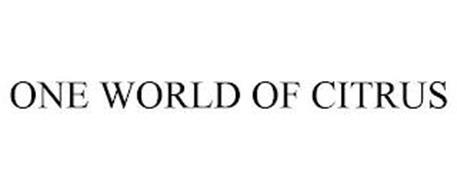 ONE WORLD OF CITRUS
