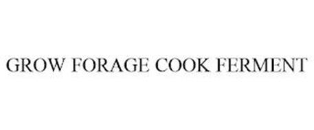 GROW FORAGE COOK FERMENT