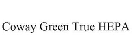 COWAY GREEN TRUE HEPA