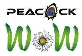 PEACOCK WOW