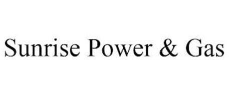 SUNRISE POWER & GAS