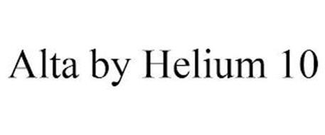 ALTA BY HELIUM 10