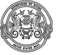 SUPERVISOR OF DIVING UNITED STATES NAVY