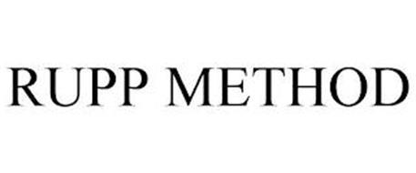 RUPP METHOD