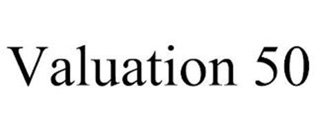 VALUATION 50