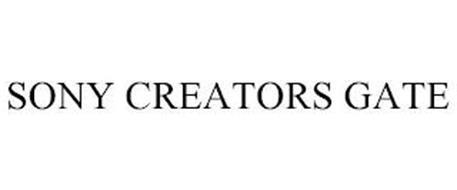 SONY CREATORS GATE