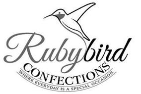 RUBYBIRD CONFECTIONS WHERE EVERYDAY IS A SPECIAL OCCASION.