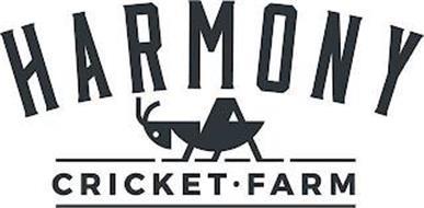 HARMONY CRICKET FARM