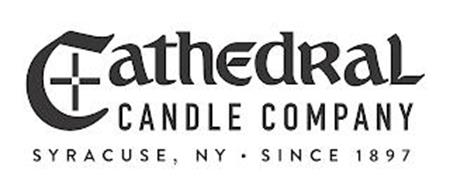 CATHEDRAL CANDLE COMPANY SYRACUSE, NY SINCE 1897