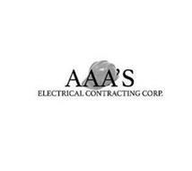 AAA'S ELECTRICAL CONTRACTING CORP.
